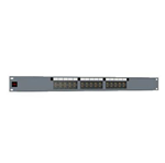 Telefonní patch panel 1U, 25xRJ45